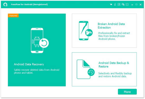 FonePaw Android Data Recovery 2.4.0