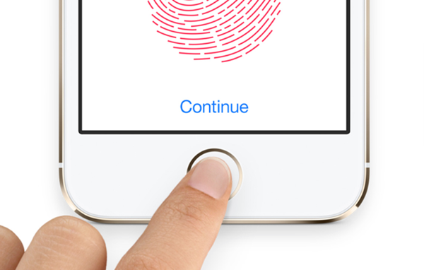 Insensitive Fingerprint Sensor