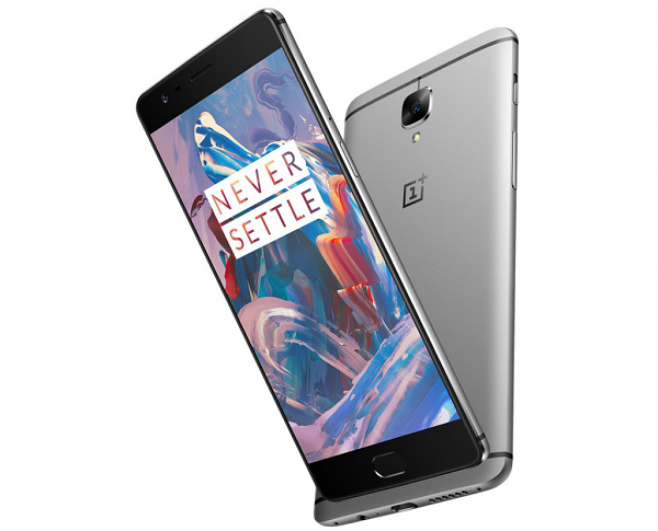 OnePlus 3 Never Settle Backgroud