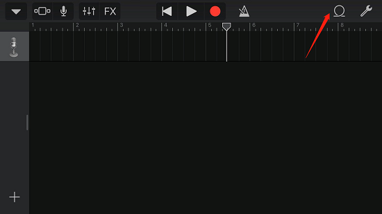 Add Music Clip To GarageBand