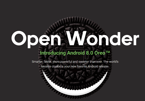 Android Oreo Arrived
