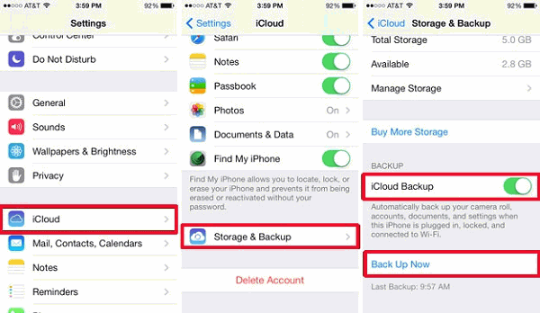 How to Transfer WhatsApp Messages from iPhone to iPhone