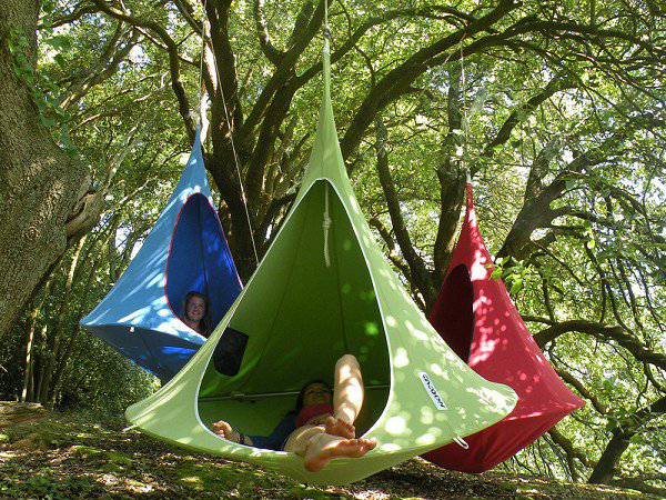 Hanging Cacoon Hammock Chair