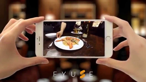 Fyuse: Capture 3D Photos on iPhone & Android