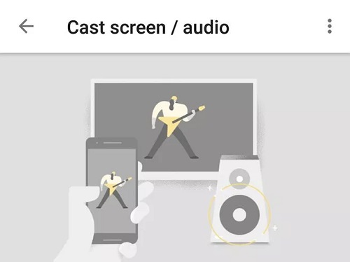 Cast Android Screen to TV