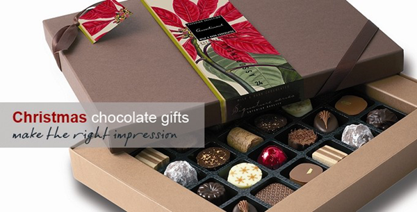 Christmas Chocolate Gift