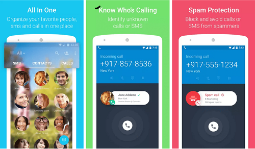 Contact+ Best Contacts And Dialer App