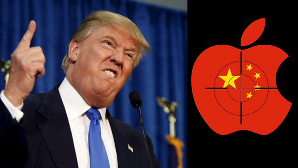 Donald Trump Apple In China