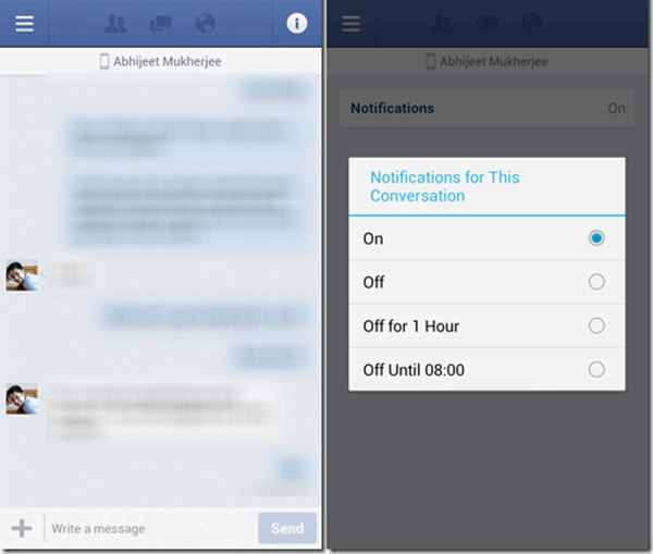 Fixed] Turn off Facebook Notifications on Android