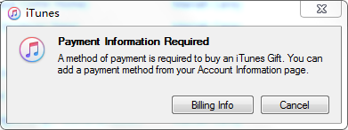 Fill Payment Information