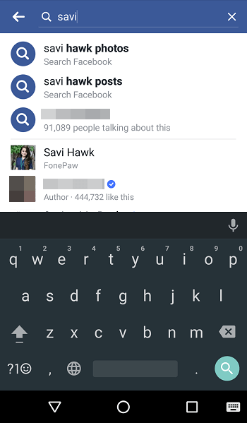 See Archived Messages in Facebook App