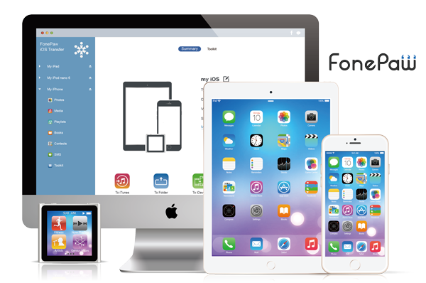 FonePaw iOS Transfer Program