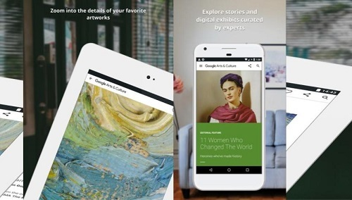 Google Arts And Culture App Museums Artworks