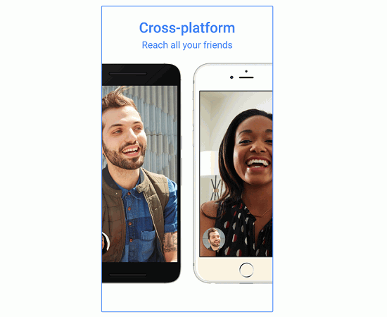 Google Duo Cross-platform