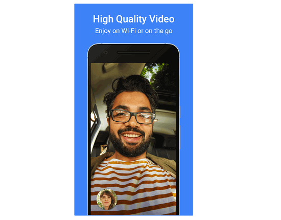 Google Duo Fast Connection