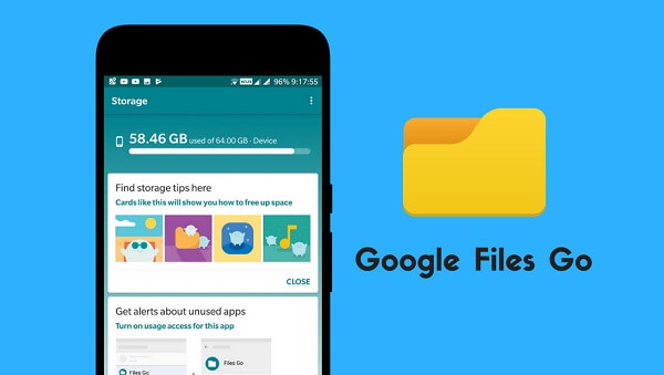 Google Files Go File Manager