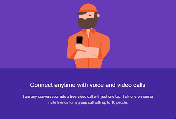 Google Hangouts Video Calls