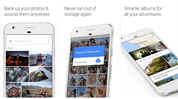 5 Free Best Apps for Cloud Photo Storage on Android