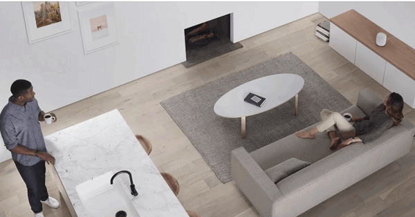 HomePod Spatial Awareness