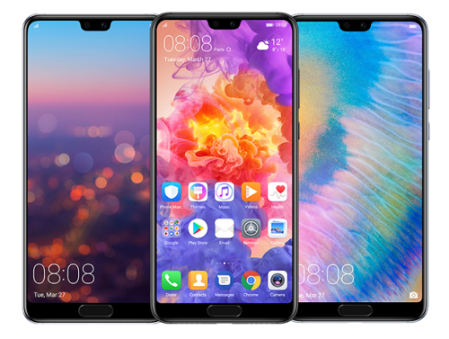 HUAWEI P20 Pro FullView Display