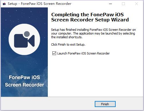 FonePaw iOS Screen Recorder