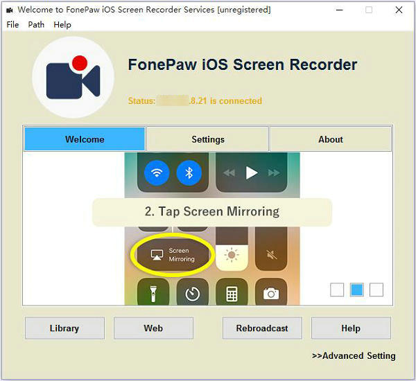 iOS Screen Recorder Released