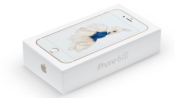 iPhone 6s in Box
