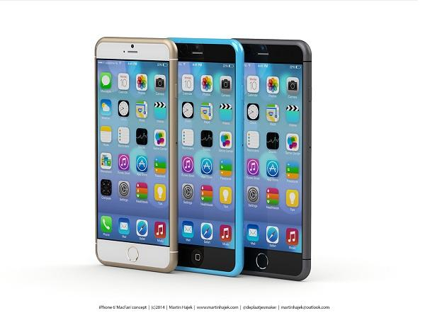 iPhone 6s Main Concept