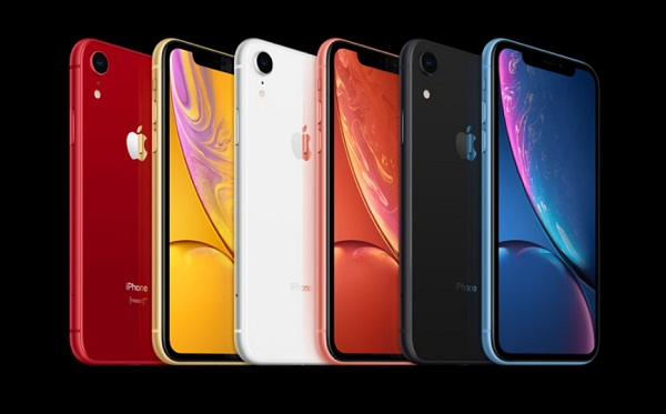 iPhone XR Color Options