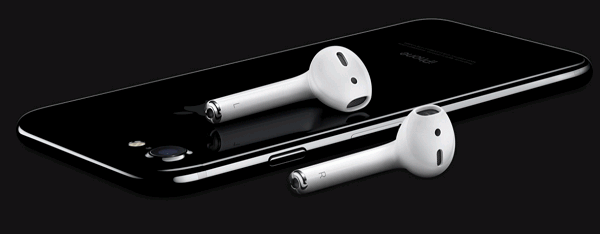 iPhone 7 New Headphone