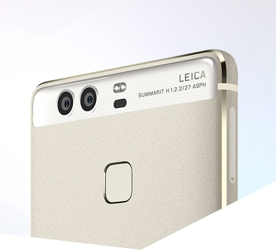 Huawei P9 with Leica Name