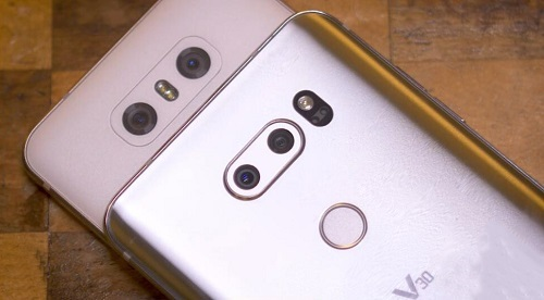 LG V30 VS LG G6 Rear Camera