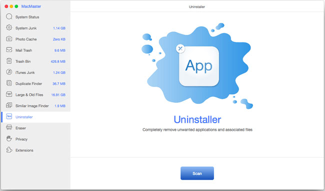 Uninstaller for Mac