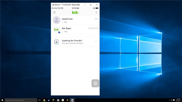 Kik for PC: How to Get Kik on Windows 10, 8, 7