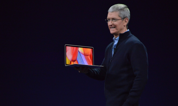 New 12-inch Macbook
