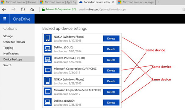10 Tips to Make the Extra Space of OneDrive for Microsoft's 2016