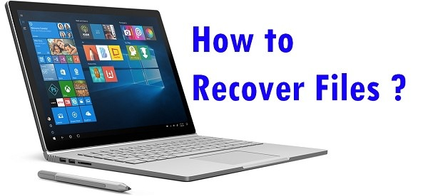 Recover Files from Windows