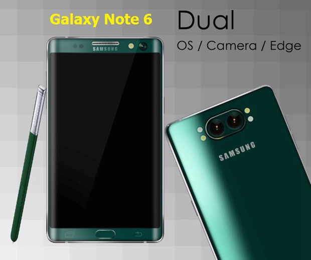 GALAXY NOTE 6: Full Specs, Release Date and Price