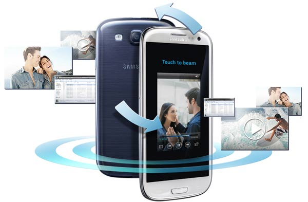 Samsung Galaxy S Beam
