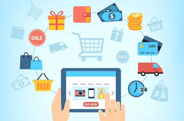 Sell Items Online on Mobile Devices