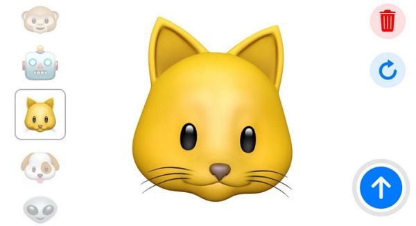 Send Animoji