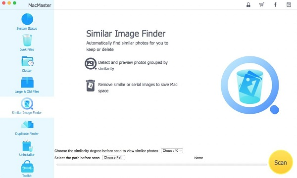 Similar Image Finder