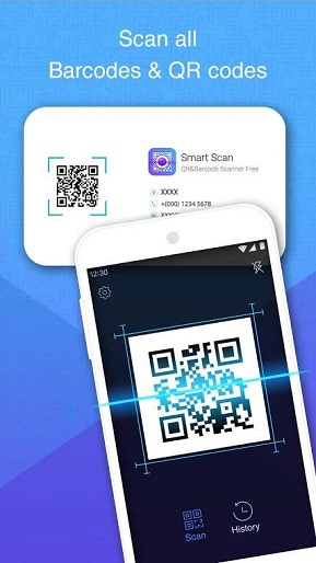 Smart Scan QR & Barcode Scanner