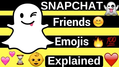 Snapchat Faces Meaning: What Do Those Friend Emojis Mean?