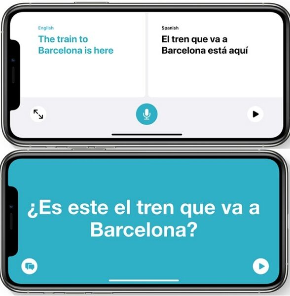 Translate Feature In iOS 14