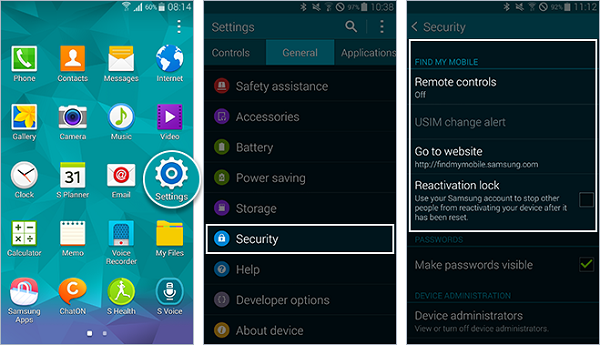 3 Ways to Locate your Android Phone