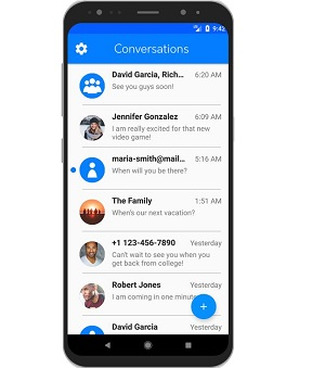 Use WeMessage on Android