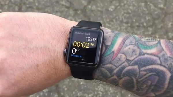Wrist Tattoos Break Apple Watch